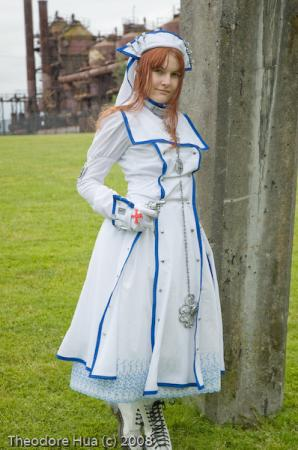 Esther Blanchett from Trinity Blood worn by Brette