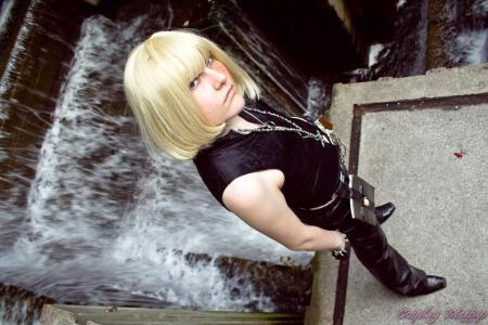 Mello from Death Note worn by Brette