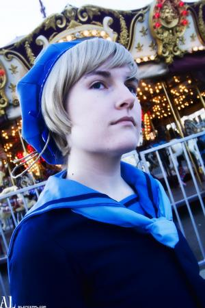 Norway from Axis Powers Hetalia worn by Brette