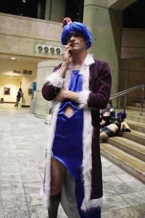 Kaito from Vocaloid worn by Kooliko