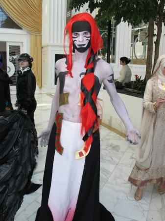 Sorceress Adel from Final Fantasy VIII (Worn by Kooliko)