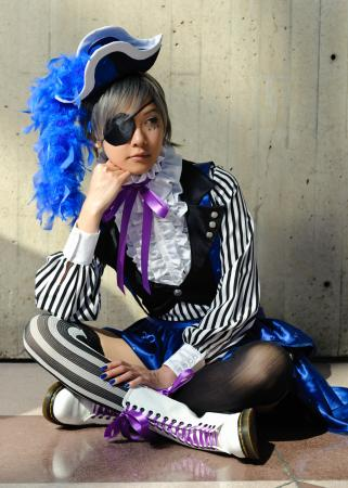 Ciel Phantomhive from Black Butler worn by Luvnatsu