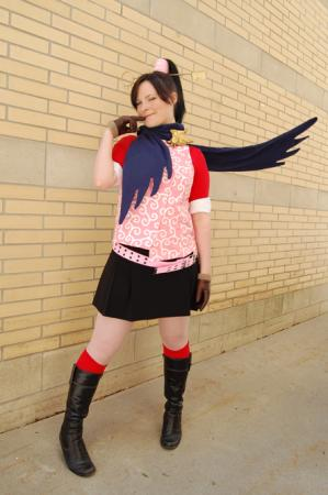 Kay Faraday from Ace Attorney Investigations: Miles Edgeworth