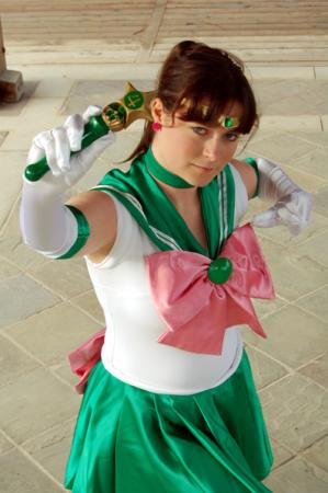 Sailor Jupiter from Sailor Moon R