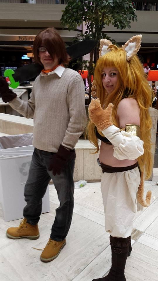 ga leone cosplay kill Akame
