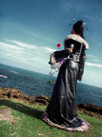 Lulu from Final Fantasy X worn by epi