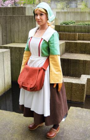 Chemist from Final Fantasy Tactics by Phavorianne