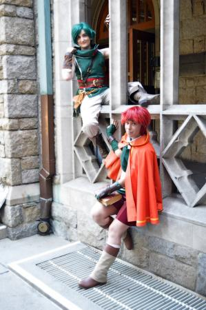 Tormod from Fire Emblem: Path of Radiance by Phavorianne