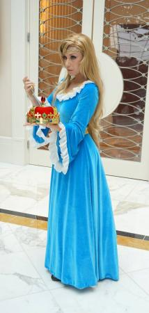 Princess Robyn from Gemfire worn by Phavorianne
