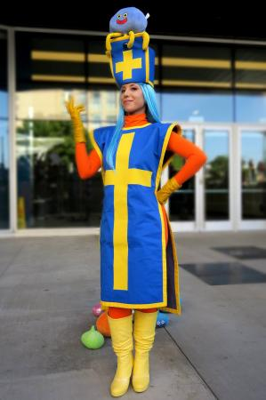 Priest from Dragon Quest III by Phavorianne