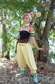 Relm Arrowny from Final Fantasy VI worn by Phavorianne