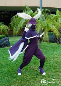 Viera Assassin from Final Fantasy Tactics Advance worn by Phavorianne