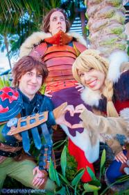Astrid from How to Train Your Dragon 2 worn by Phavorianne