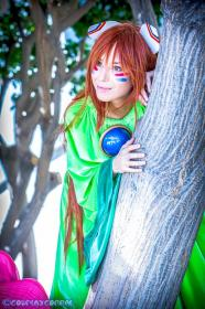 Popoi from Secret of Mana worn by Phavorianne