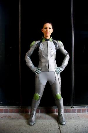 Trainee from Ender's Game worn by Phavorianne