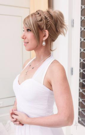 Lunafreya Nox Fleuret from Final Fantasy XV worn by Phavorianne