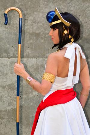 King Tut (Tutankhamen) from Eiyuu Senki worn by Phavorianne