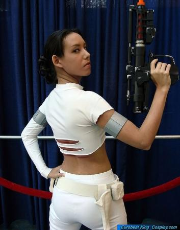 Photo 22  sc 1 st  American Cosplay Paradise & Padme Amidala (Star Wars Episode 2: Attack of the Clones) by ...