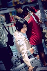 Levi from Attack on Titan worn by gokulover3