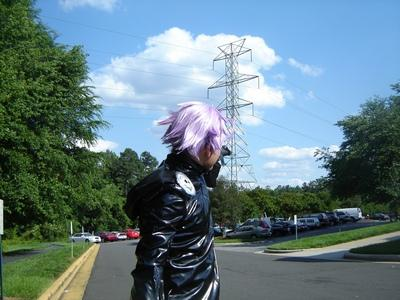 Nue from Air Gear worn by Tybalt