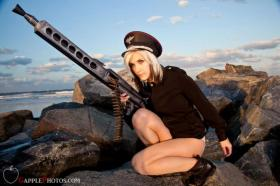 Erica Hartmann from Strike Witches