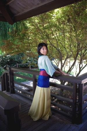 Mulan from Mulan worn by Jesberry