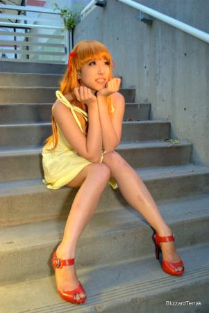 Asuka Langley Sohryu from Neon Genesis Evangelion worn by Jesberry