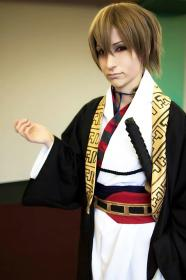 Kazama Chikage from Hakuouki Shinsengumi Kitan worn by LinkInSpirit