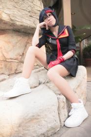 Matoi Ryuko from Kill la Kill