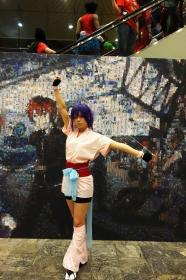 Machi from Hunter X Hunter worn by Minoru