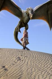 Daenerys Stormborn of House Targeryen from Game of Thrones worn by Blueshadow
