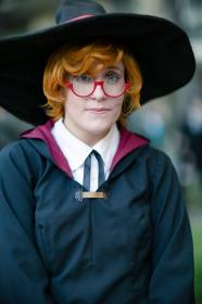 Lotte Yanson from Little Witch Academia