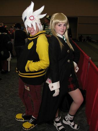 Soul Eater from Soul Eater worn by Anijess3