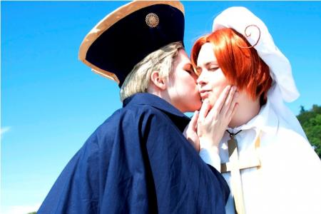 Italy (Veneziano) / Feliciano Vargas from Axis Powers Hetalia worn by ModernPrincess