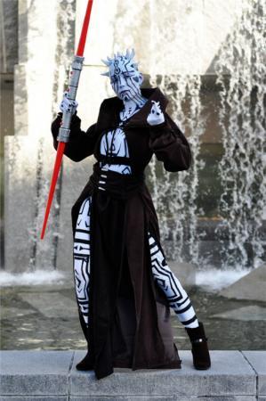 Darth Simi from Star Wars worn by TifaIA