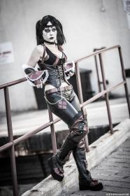 Harley Quinn from Batman: Arkham City worn by Ammie
