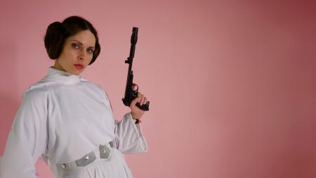 Princess Leia Organa from Star Wars Episode 4: A New Hope worn by Ammie