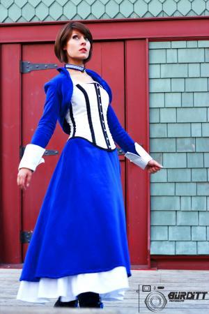 Elizabeth from Bioshock Infinite worn by Ammie