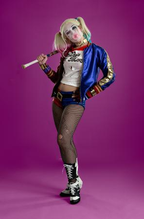 Harley Quinn from Suicide Squad, The