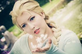 Elsa from Frozen worn by Rinny