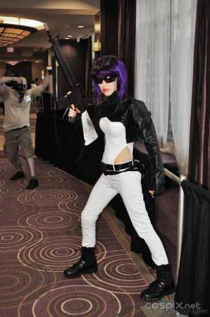 Motoko Kusanagi from Ghost in the Shell