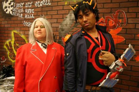 Maximillion Pegasus / Pegasus J. Crawford from Yu-Gi-Oh! Duel Monsters