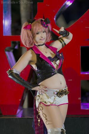 Mika Jougasaki from iDOLM@STER Cinderella Girls
