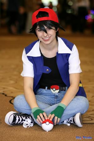 Ash Ketchum / Satoshi from Pokemon worn by Ochiba