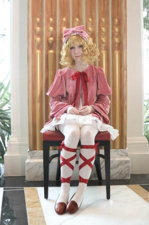Hinaichigo from Rozen Maiden worn by Anaira