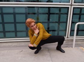 James T. Kirk from Star Trek worn by sunnystars