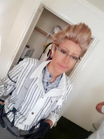 Ignis Scientia from Final Fantasy XV