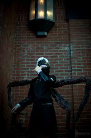 Kaneki Ken from Tokyo Ghoul worn by Shikarius