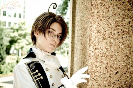 Austria / Roderich Edelstein from Axis Powers Hetalia worn by Shikarius