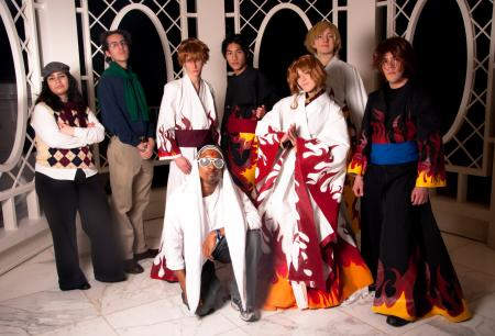 Sakura from Tsubasa: Reservoir Chronicle worn by Shikarius